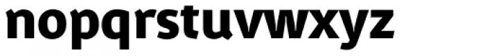 Gafata Black Font LOWERCASE
