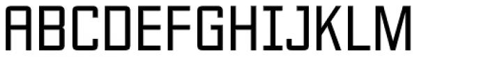 Gagarin Dmitri Font UPPERCASE