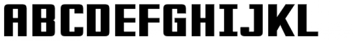 Gagarin Ossip Font UPPERCASE