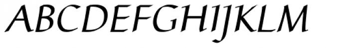 Gaius Pro Bold Font UPPERCASE