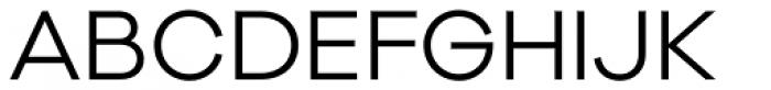 Galano Classic Font UPPERCASE