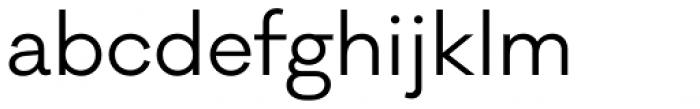 Galano Classic Font LOWERCASE