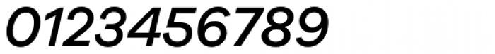 Galano Grotesque Medium Italic Font OTHER CHARS