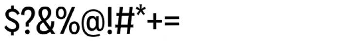 Galatea Narrow Font OTHER CHARS