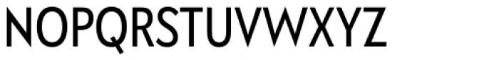 Galatea Narrow Font UPPERCASE
