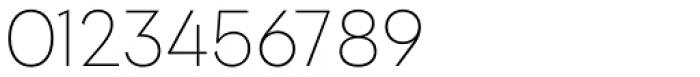 Galatea Thin Font OTHER CHARS