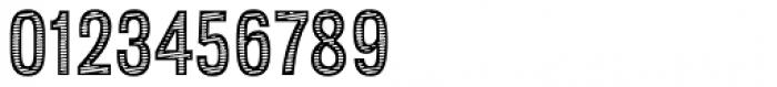 Galderglynn 1884 Engraved Cd Regular Font OTHER CHARS