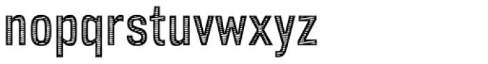 Galderglynn 1884 Engraved Cd Regular Font LOWERCASE