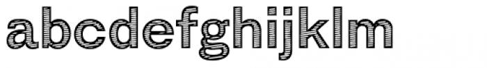 Galderglynn 1884 Engraved Regular Font LOWERCASE