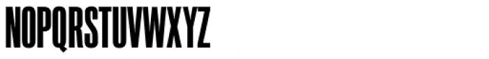 Galderglynn 1884 Squeeze Bold Font UPPERCASE