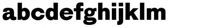 Galderglynn Esq. Black Font LOWERCASE