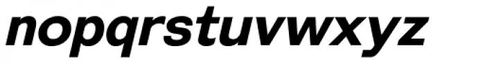 Galderglynn Esq. Bold Italic Font LOWERCASE