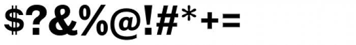 Galderglynn Esq. Bold Font OTHER CHARS