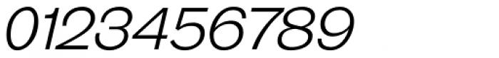 Galderglynn Esq. Light Italic Font OTHER CHARS