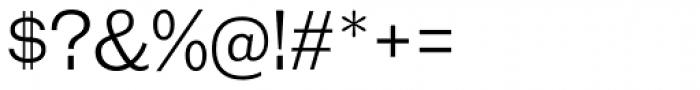 Galderglynn Esq. Light Font OTHER CHARS