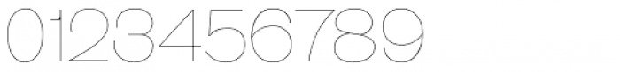 Galderglynn Esq. UltraLight Font OTHER CHARS