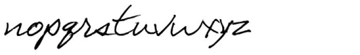 Galeforce BTN Font LOWERCASE
