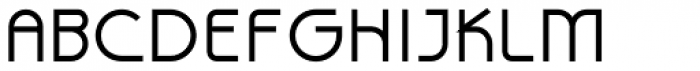 Galexica Bold Font UPPERCASE