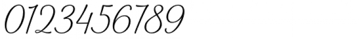 Galiano Inline Font OTHER CHARS