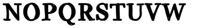 Galicya Solid Bold Font UPPERCASE