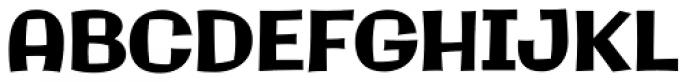 Galindo Pro Font UPPERCASE