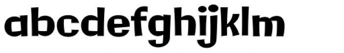 Galindo Pro Font LOWERCASE