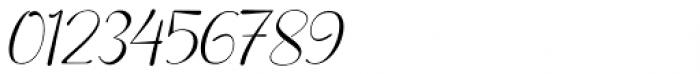 Galista Regular Font OTHER CHARS