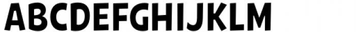 Galpon Pro Bold Font UPPERCASE