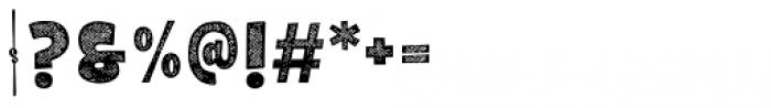 Galpon Spring Regular Font OTHER CHARS