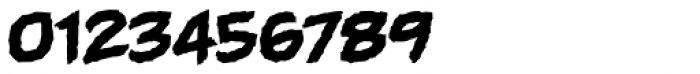 Gamma Rays BB Font OTHER CHARS