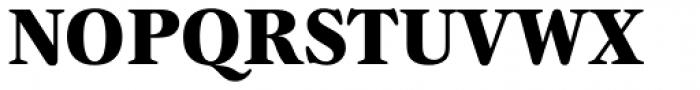 Gamma Std Black Font UPPERCASE
