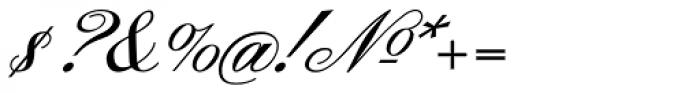 Gamundia Pro Font OTHER CHARS