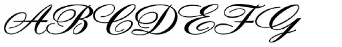 Gamundia Pro Font UPPERCASE