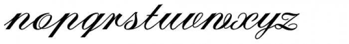 Gamundia Pro Font LOWERCASE