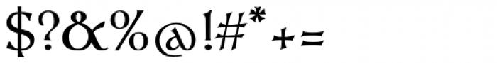 Gandalf Regular Font OTHER CHARS