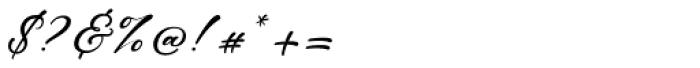 Ganetha Regular Font OTHER CHARS