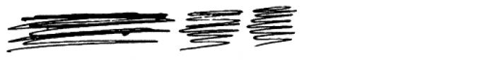 Gangrena Style 2 Font UPPERCASE