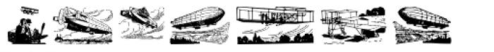 Gans Transportation Medium Font LOWERCASE