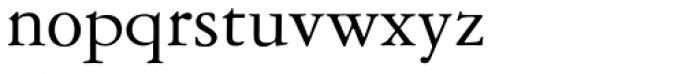 Garamond 3 Font LOWERCASE