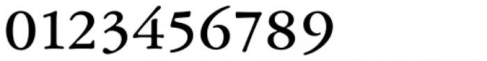 Garamond ATF Micro Font OTHER CHARS