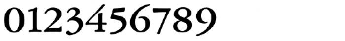 Garamond ATF SubHead Bold Font OTHER CHARS