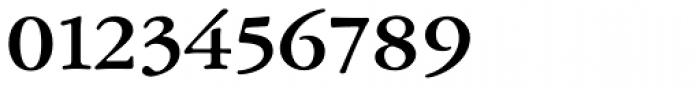 Garamond ATF Text Bold Font OTHER CHARS