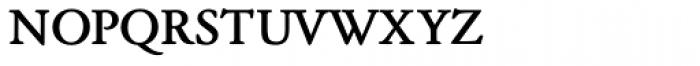 Garamond Classico SC Font LOWERCASE