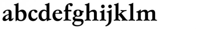 Garamond No 4 Medium Font LOWERCASE
