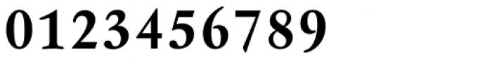 Garamond No 5 EF Bold Font OTHER CHARS