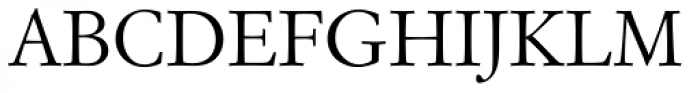 Garamond No 9 Font UPPERCASE