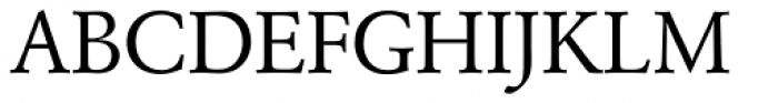 Garamond Nr 2 SB Book Font UPPERCASE