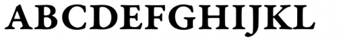 Garamond Premr Pro Caption SemiBold Font UPPERCASE