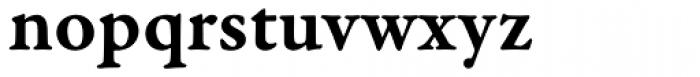 Garamond Premr Pro Caption SemiBold Font LOWERCASE