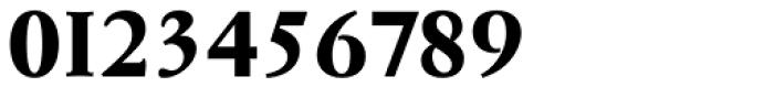 Garamond TS Bold Font OTHER CHARS